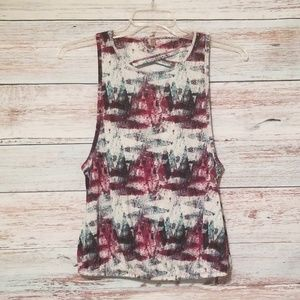 Threads 4 Thought Tops - ❗ 3 for $25❗Threads 4 Thought Tank Top Maroon M